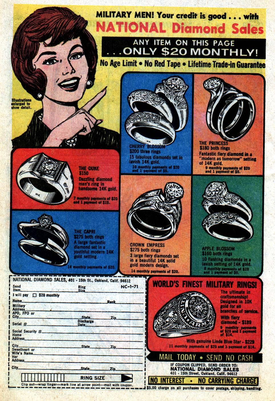 Read online Adventure Comics (1938) comic -  Issue #403 - 12
