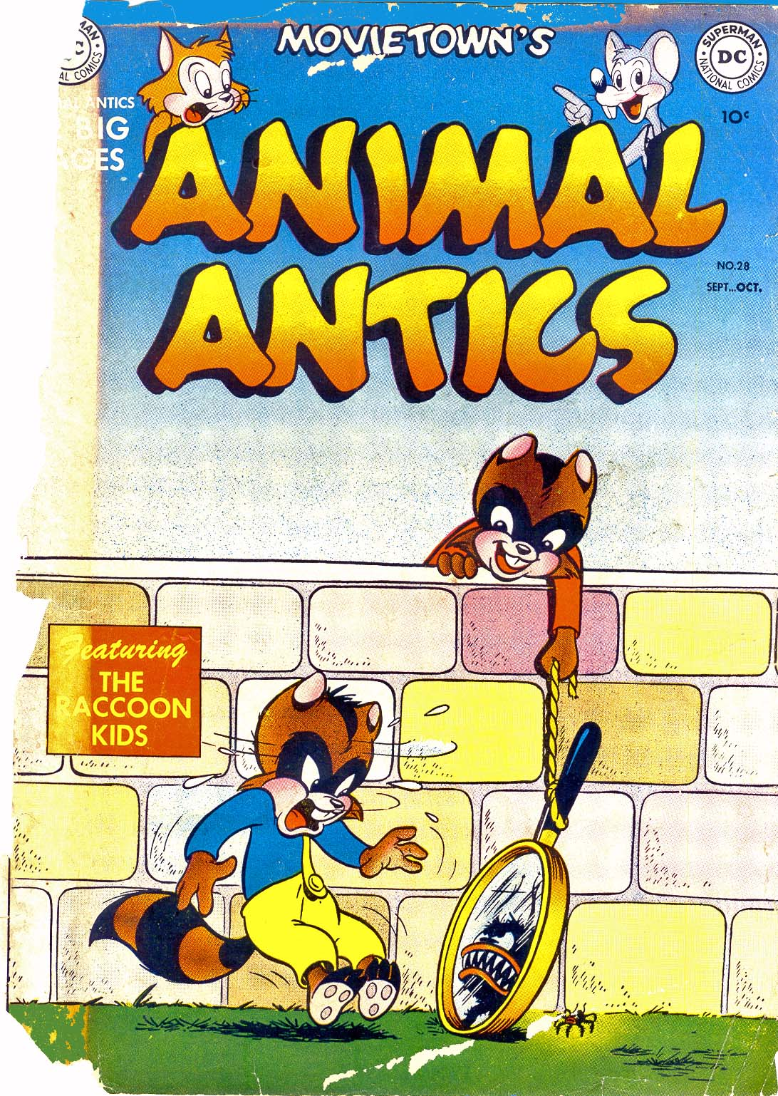 Read online Animal Antics comic -  Issue #28 - 1