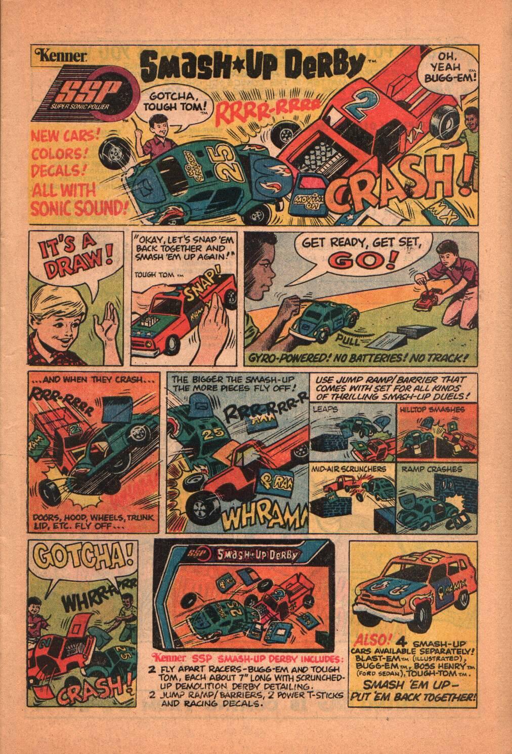Read online Wonder Woman (1942) comic -  Issue #209 - 7