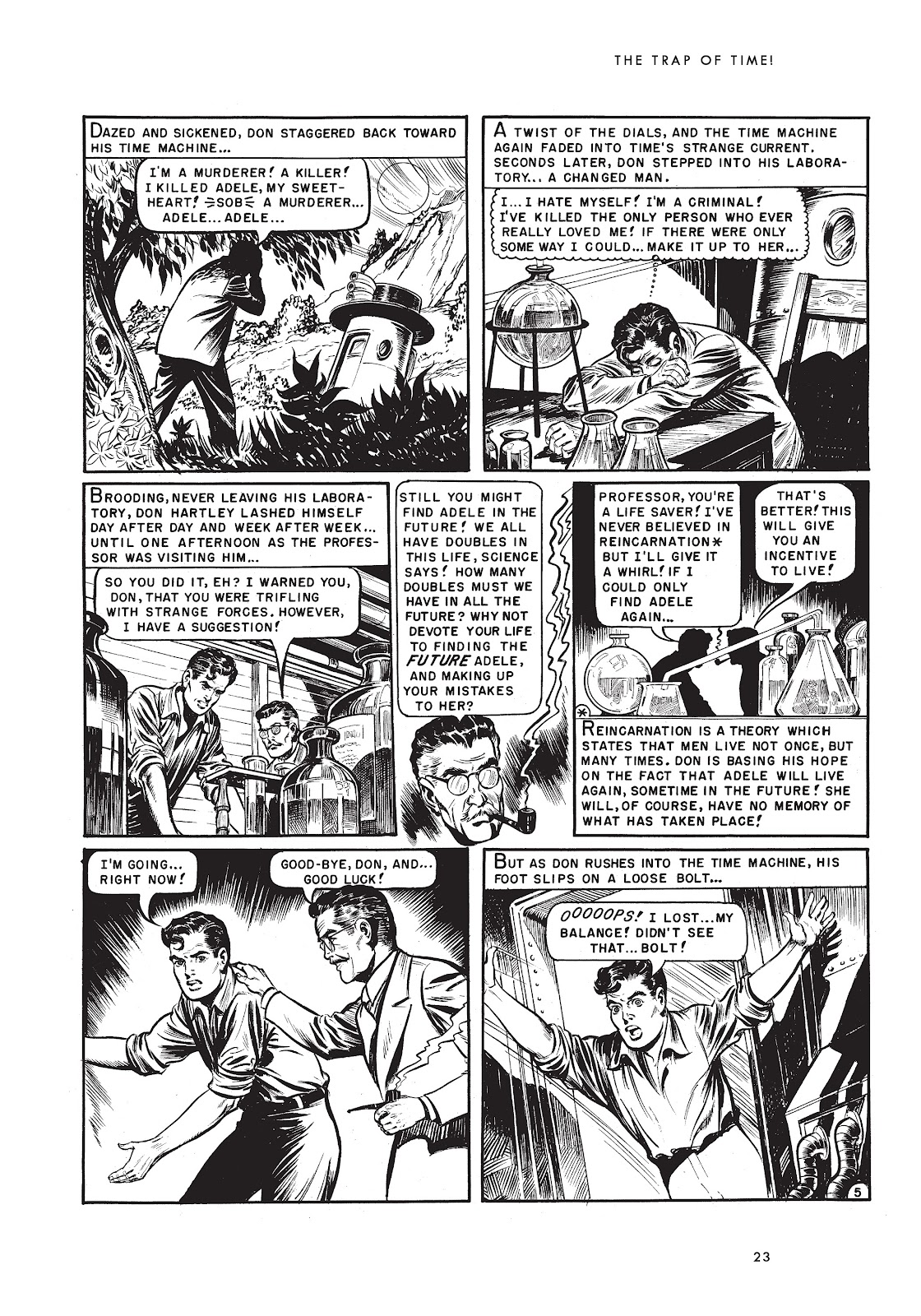 Read online The Martian Monster and Other Stories comic -  Issue # TPB (Part 1) - 38