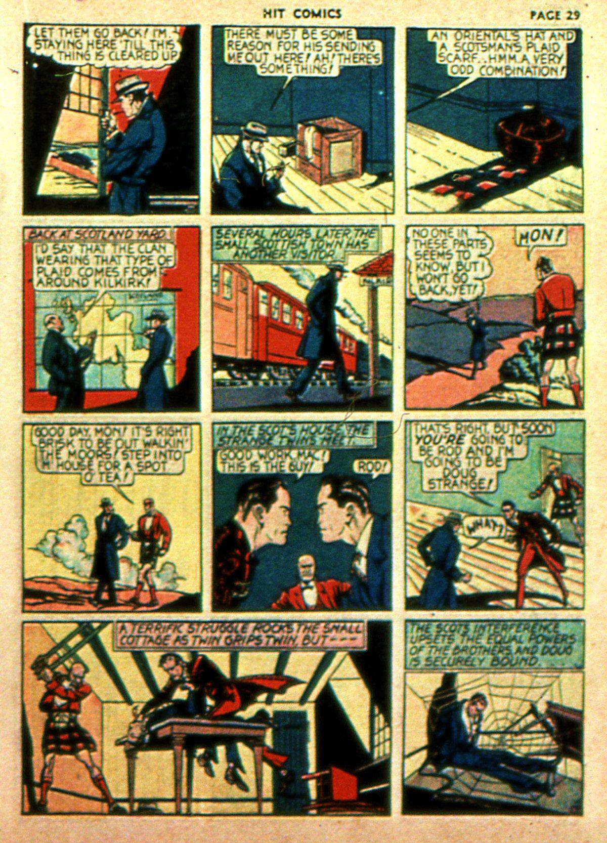 Read online Hit Comics comic -  Issue #2 - 31