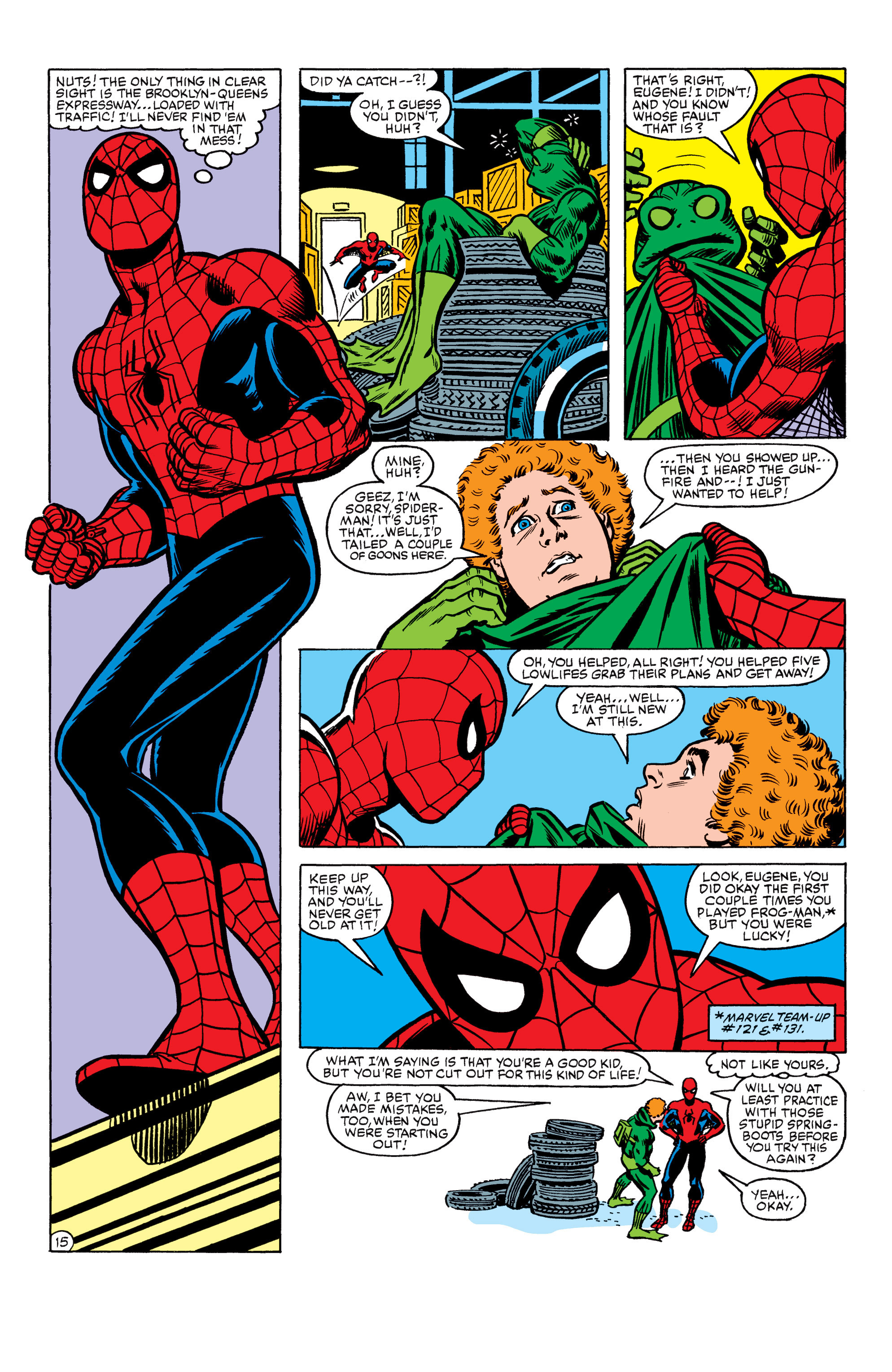 The Amazing Spider-Man (1963) 247 Page 15