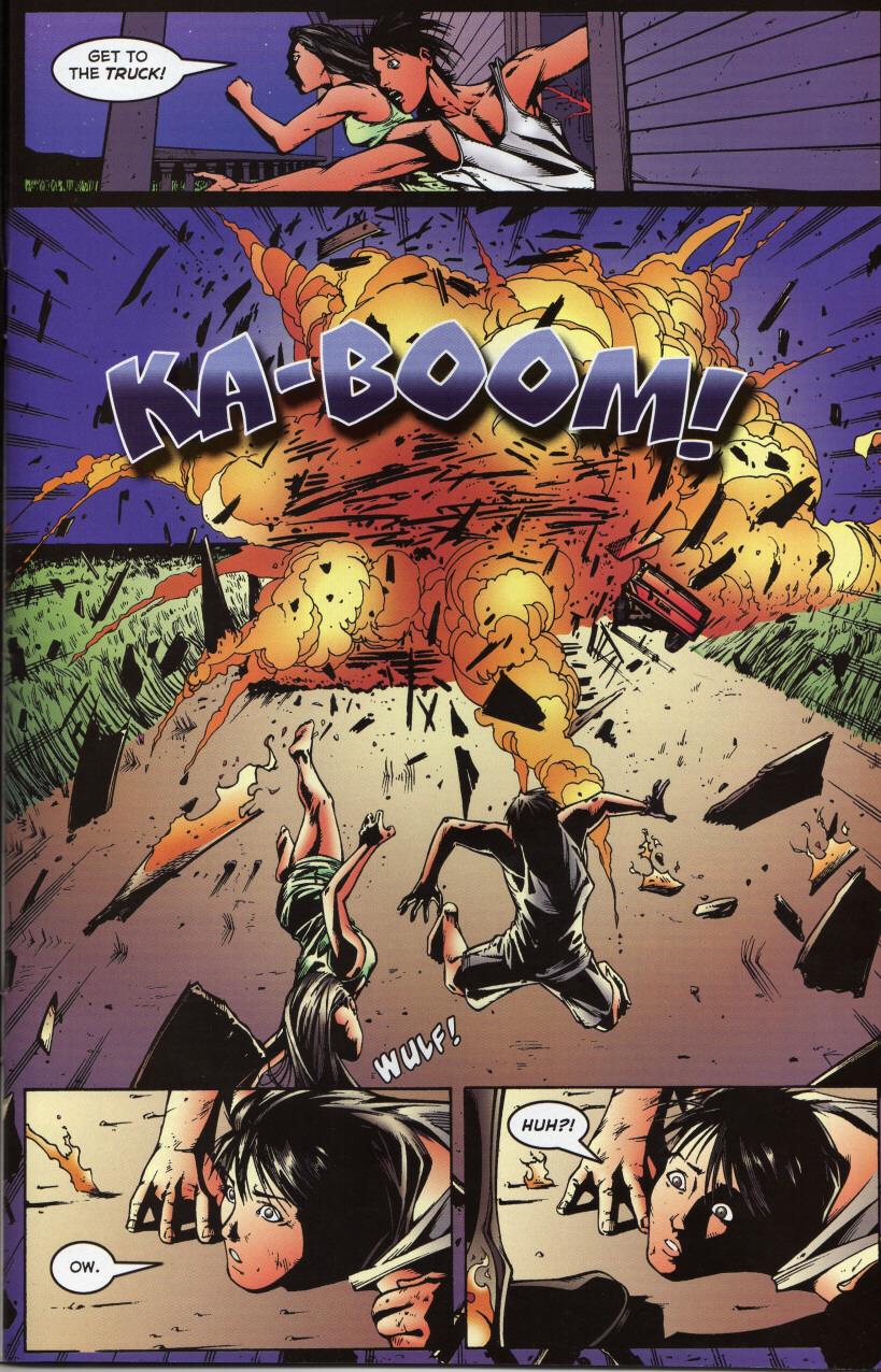 Read online Turok 3: Shadow of Oblivion comic -  Issue # Full - 14