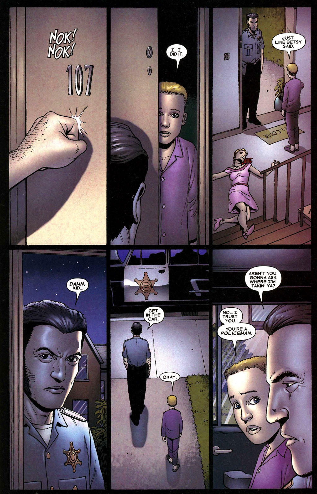 Read online Wolverine: Origins comic -  Issue #3 - 19