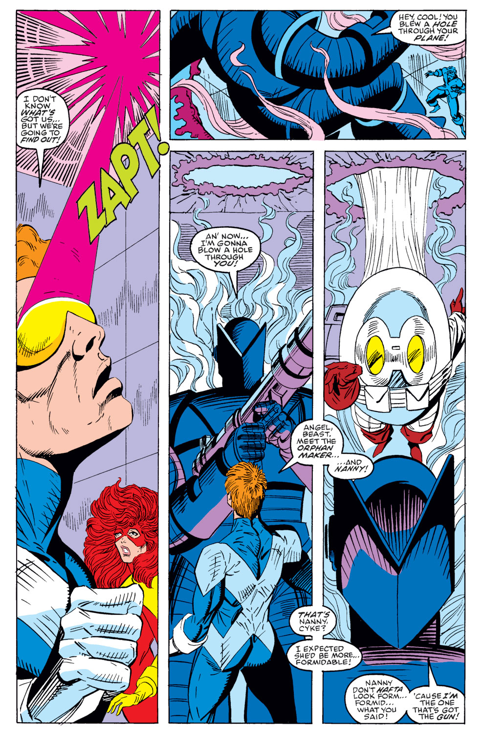 Read online X-Factor (1986) comic -  Issue #40 - 11