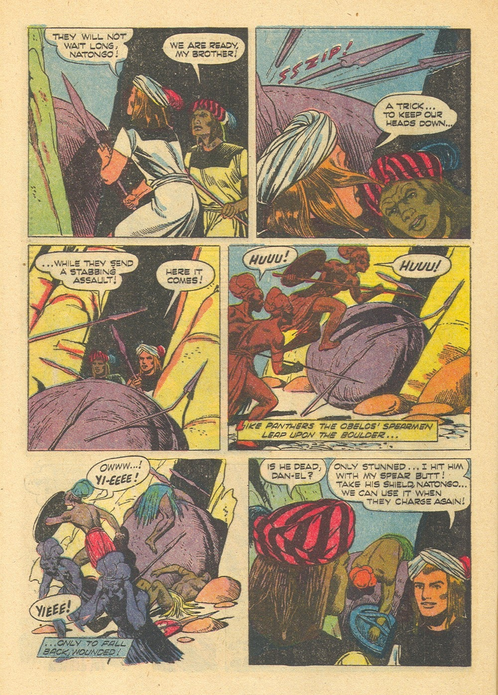 Tarzan (1948) issue 65 - Page 32