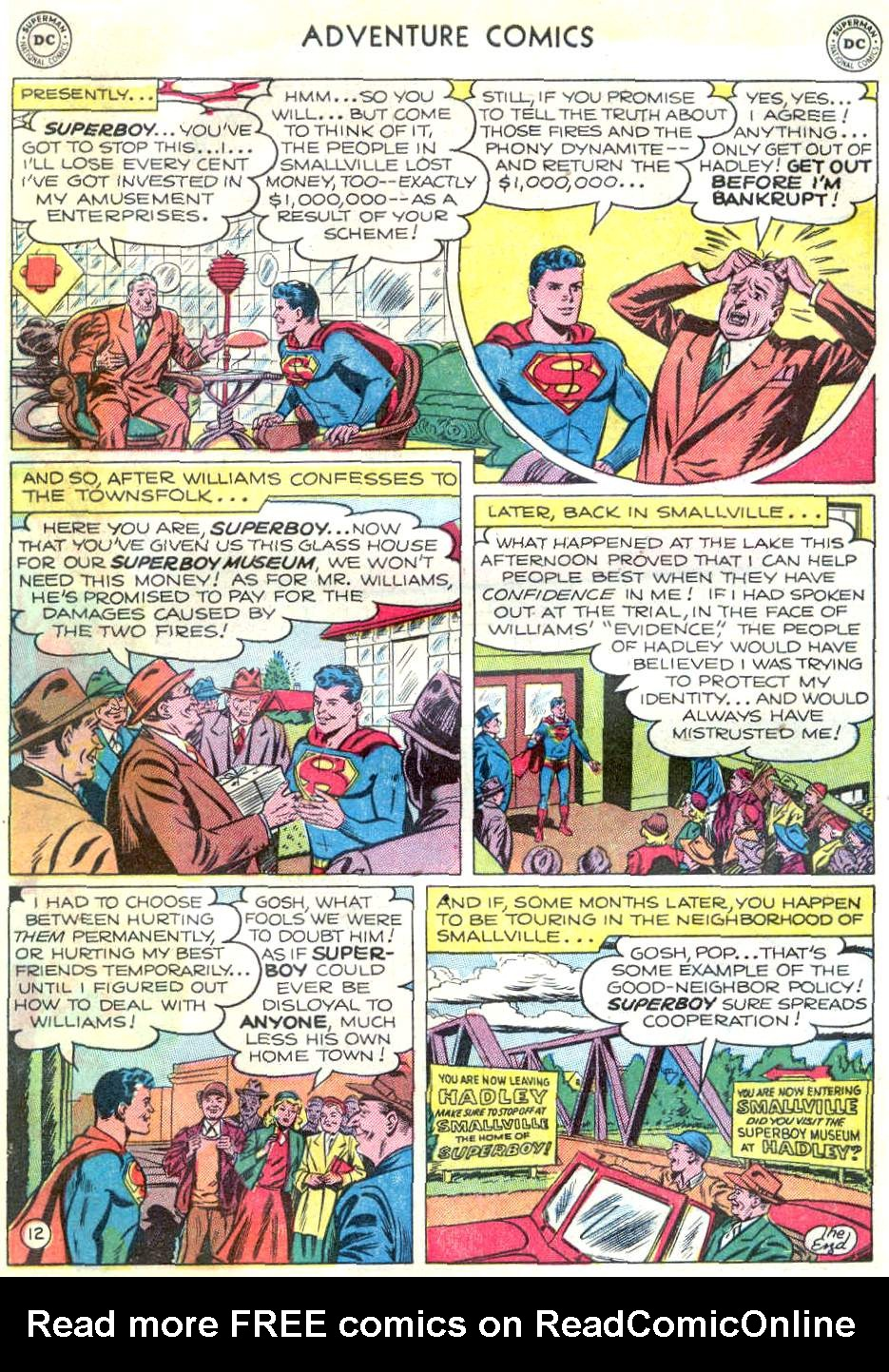 Read online Adventure Comics (1938) comic -  Issue #166 - 13