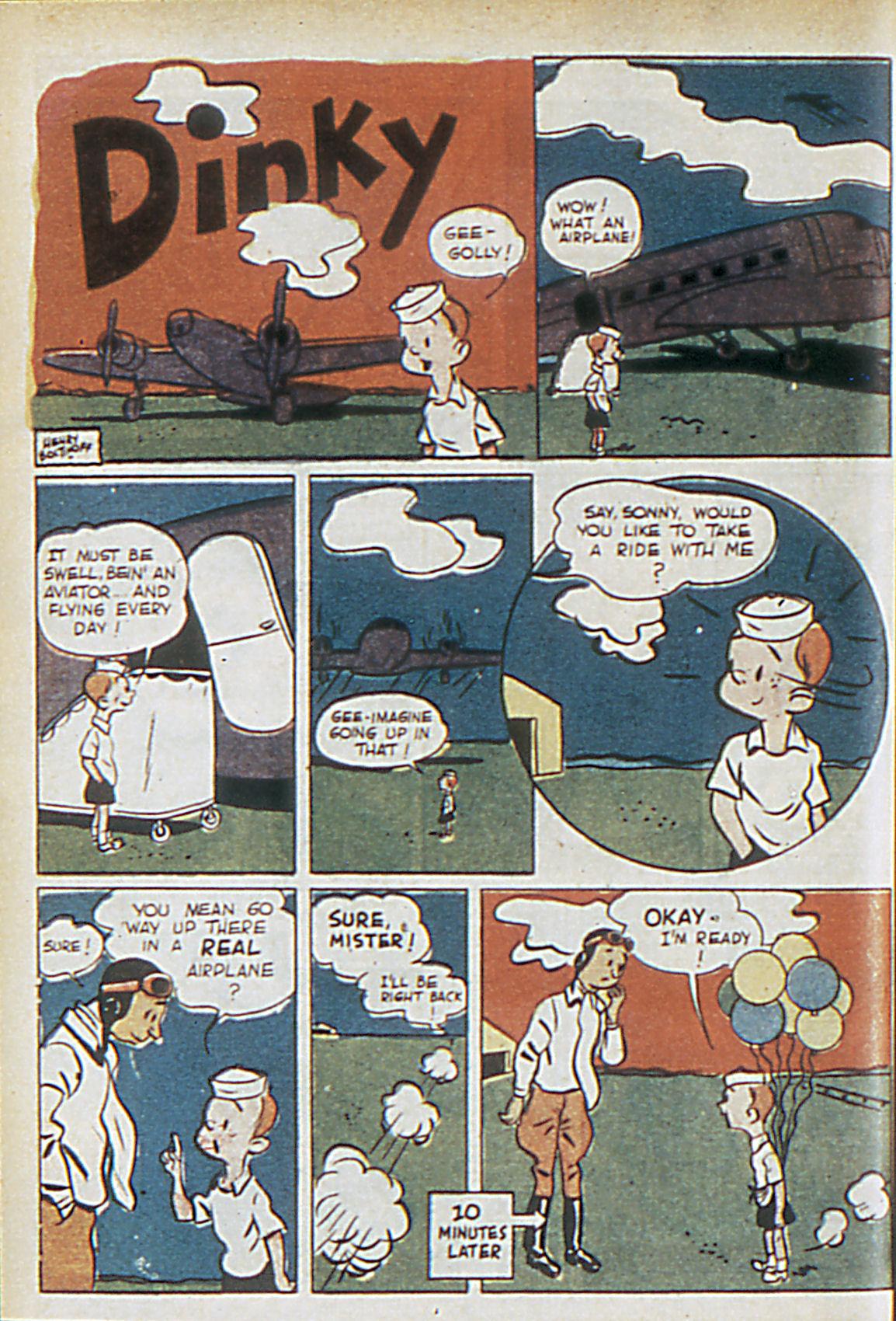 Read online Adventure Comics (1938) comic -  Issue #63 - 17