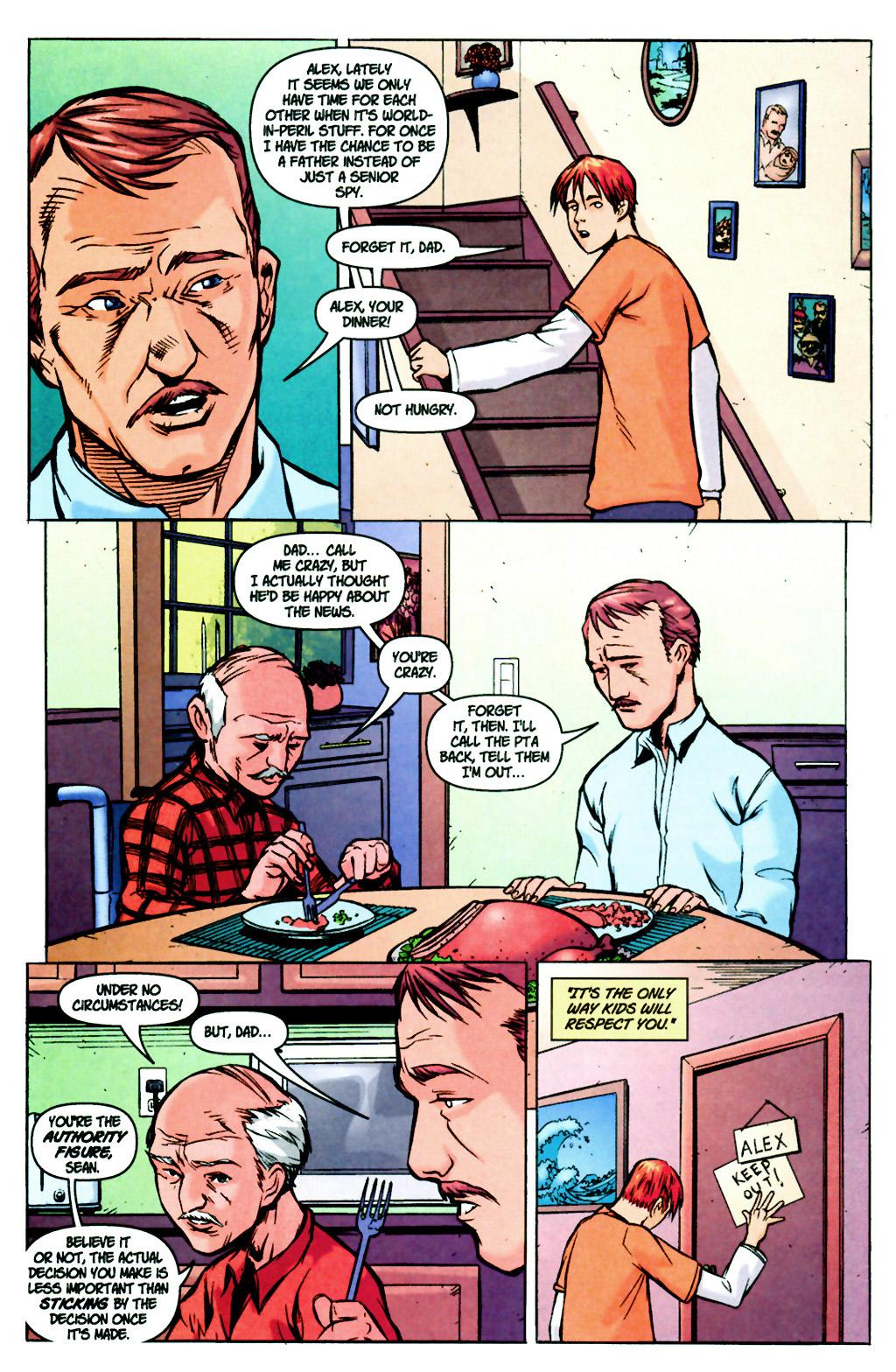 Read online SpyBoy: Final Exam comic -  Issue #2 - 11