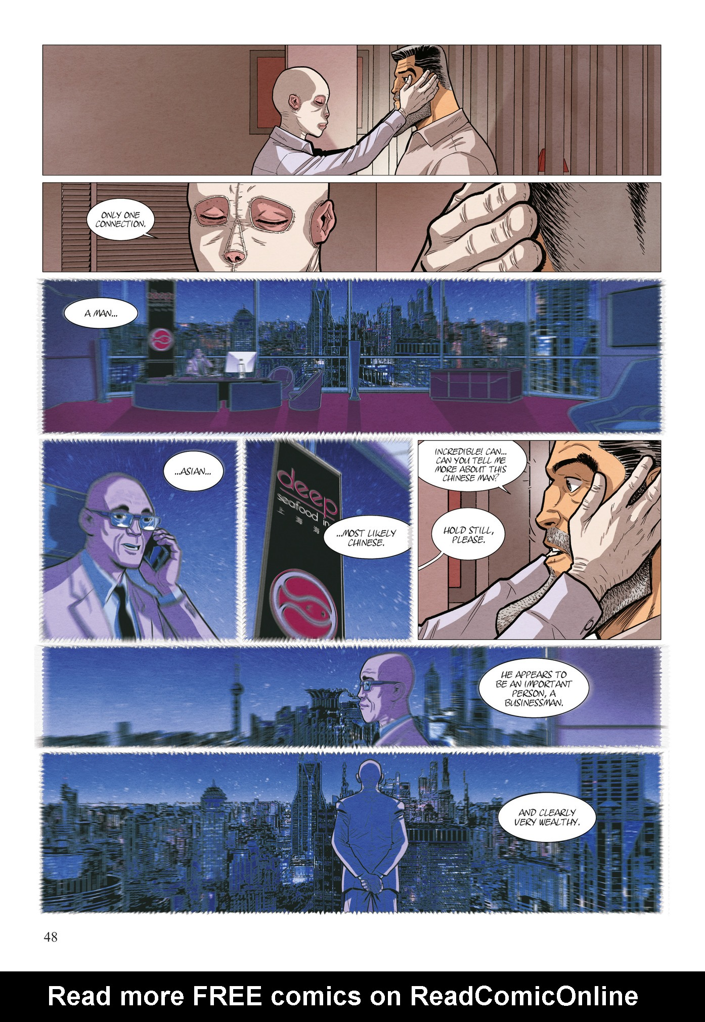 Read online Alter Ego comic -  Issue #10 - 49