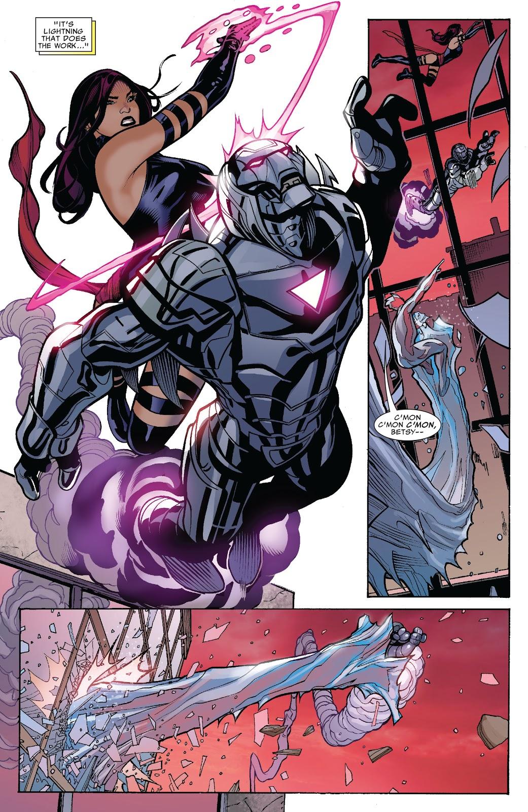 Uncanny X-Men (1963) issue 525 - Page 12