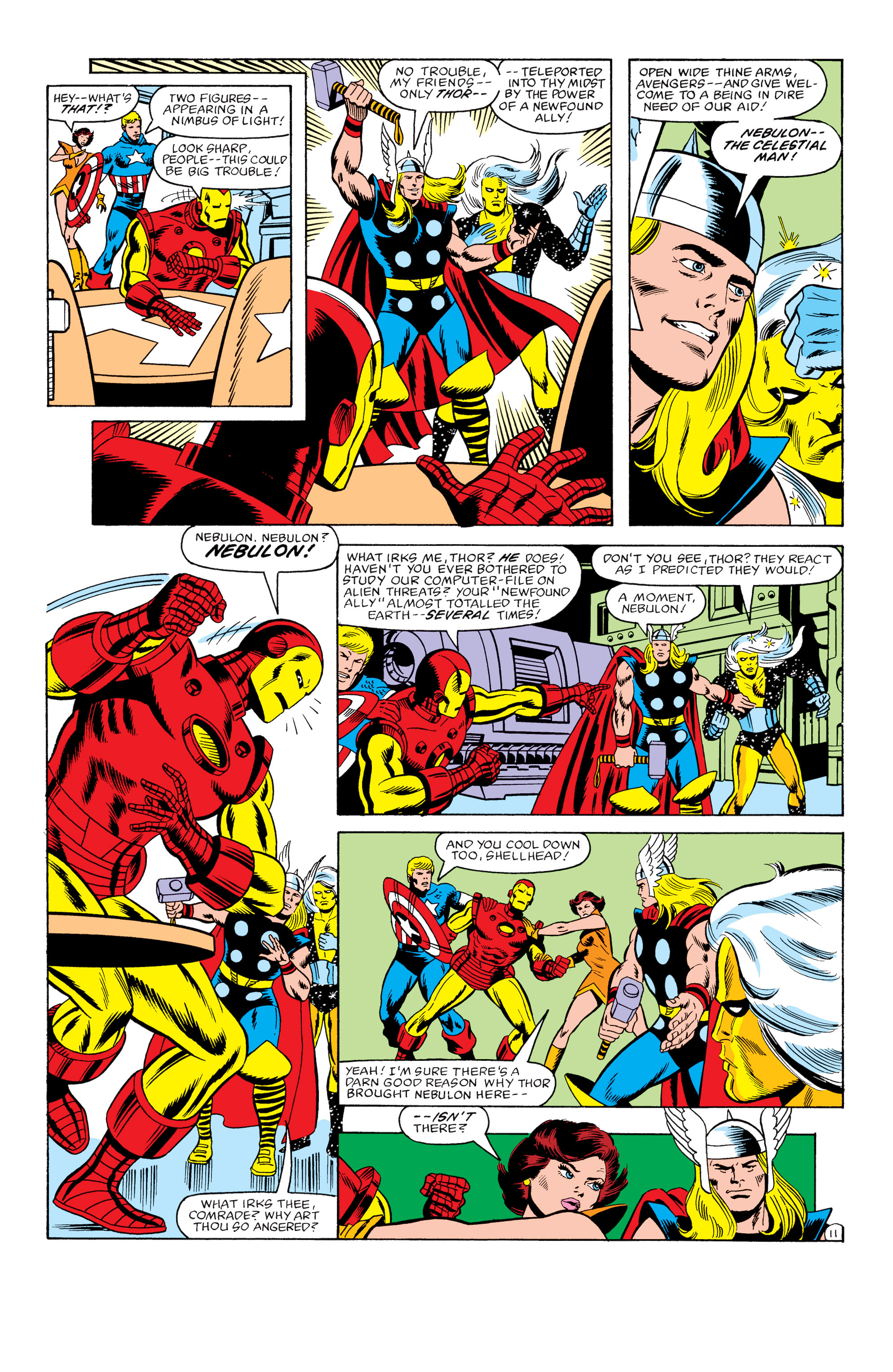 The Avengers (1963) _Annual_11 Page 11