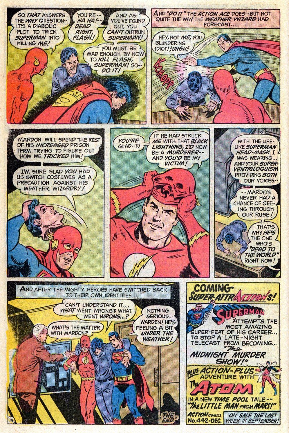 Action Comics (1938) 441 Page 19