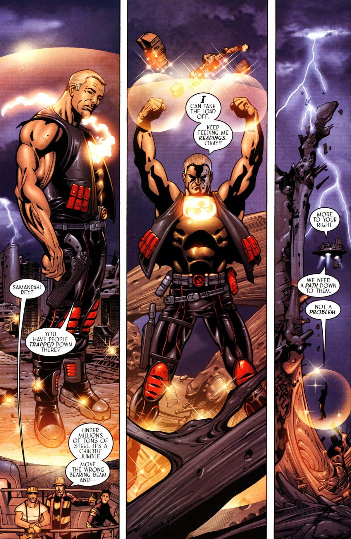 Read online Sigil (2000) comic -  Issue #24 - 18