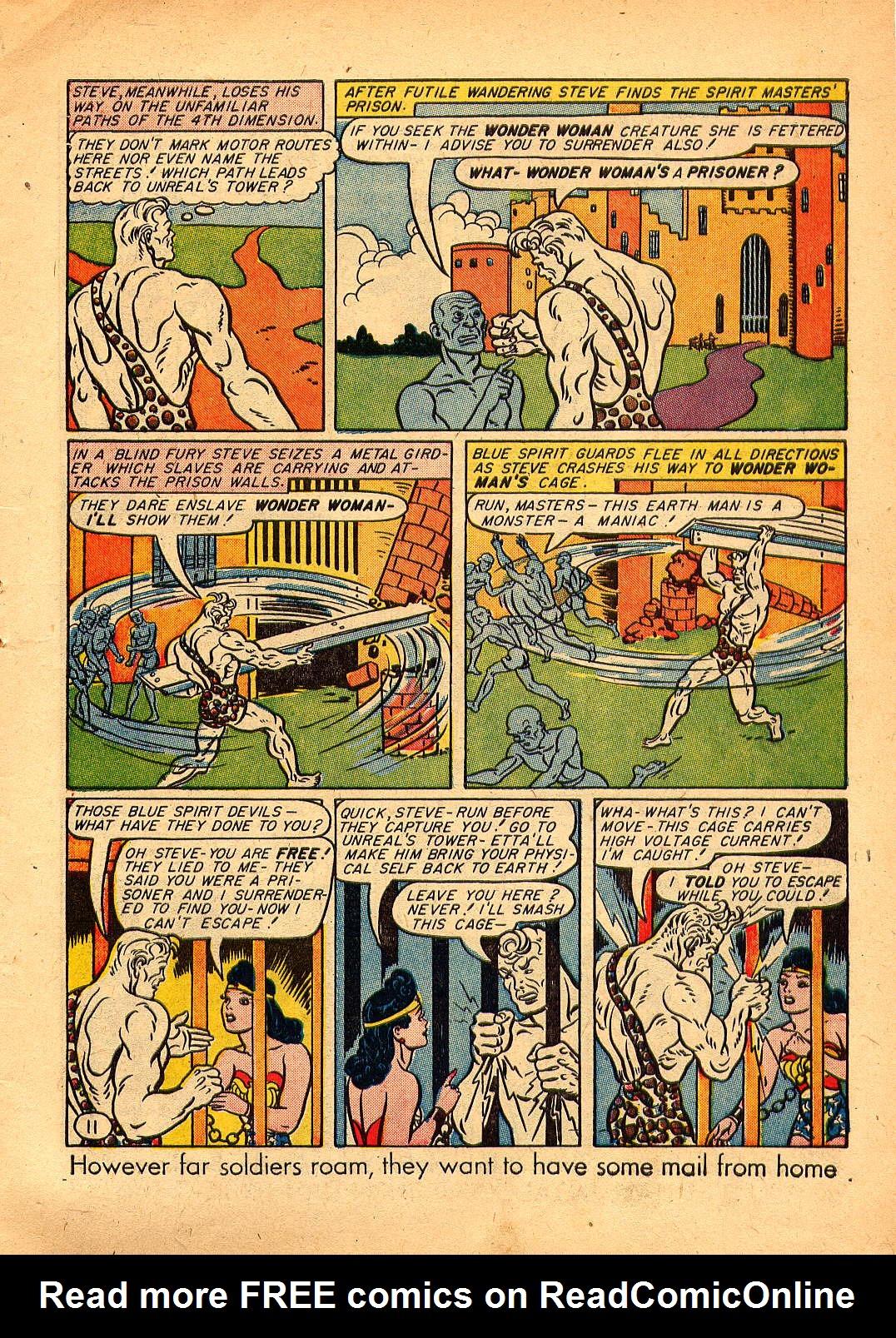 Read online Sensation (Mystery) Comics comic -  Issue #30 - 13