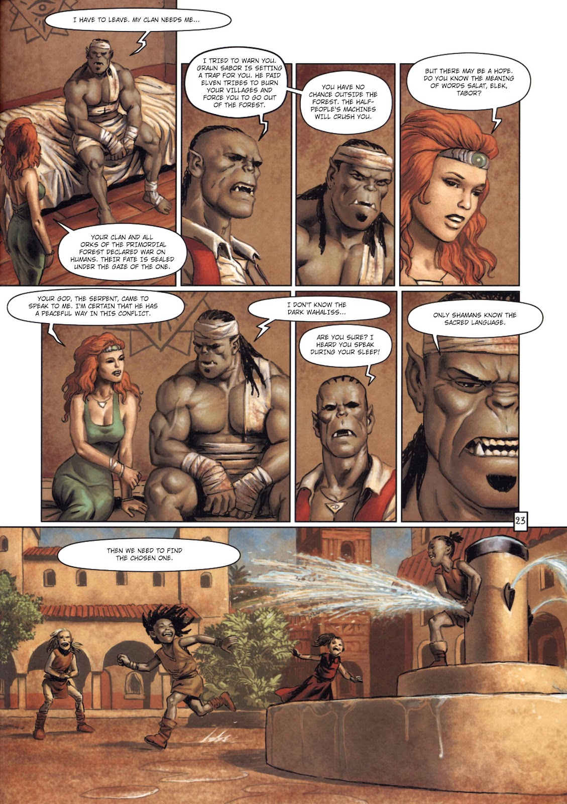 Read online Orks comic -  Issue #2 - 26