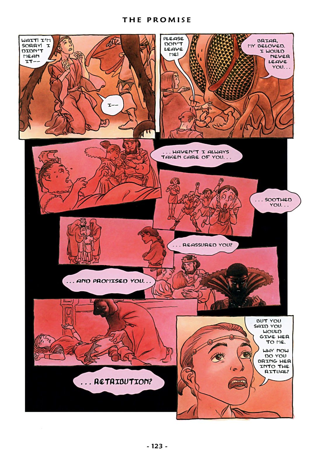 Read online Rose (2000) comic -  Issue # TPB - 128