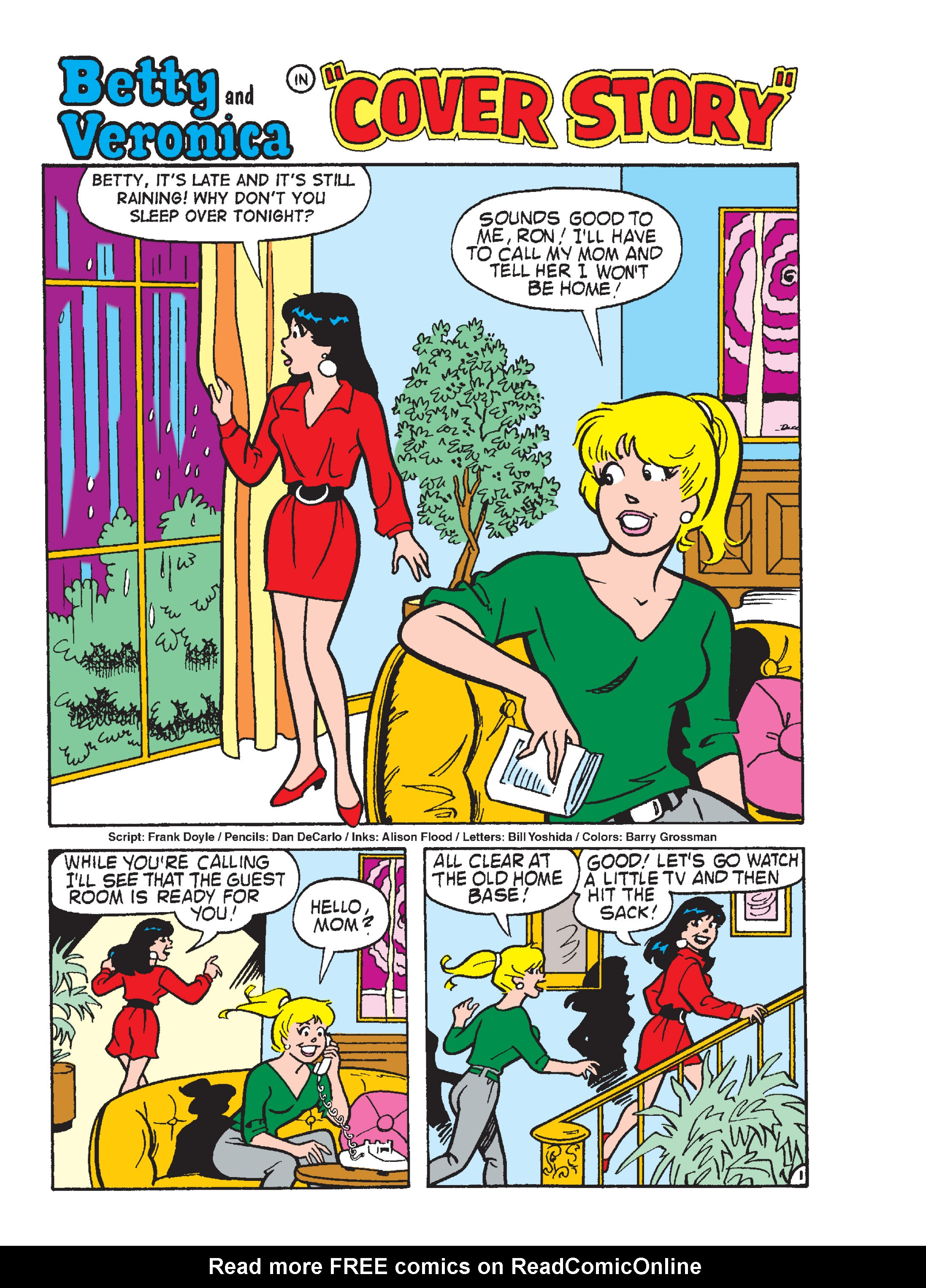 Read online Archie 1000 Page Comics Blowout! comic -  Issue # TPB (Part 2) - 95
