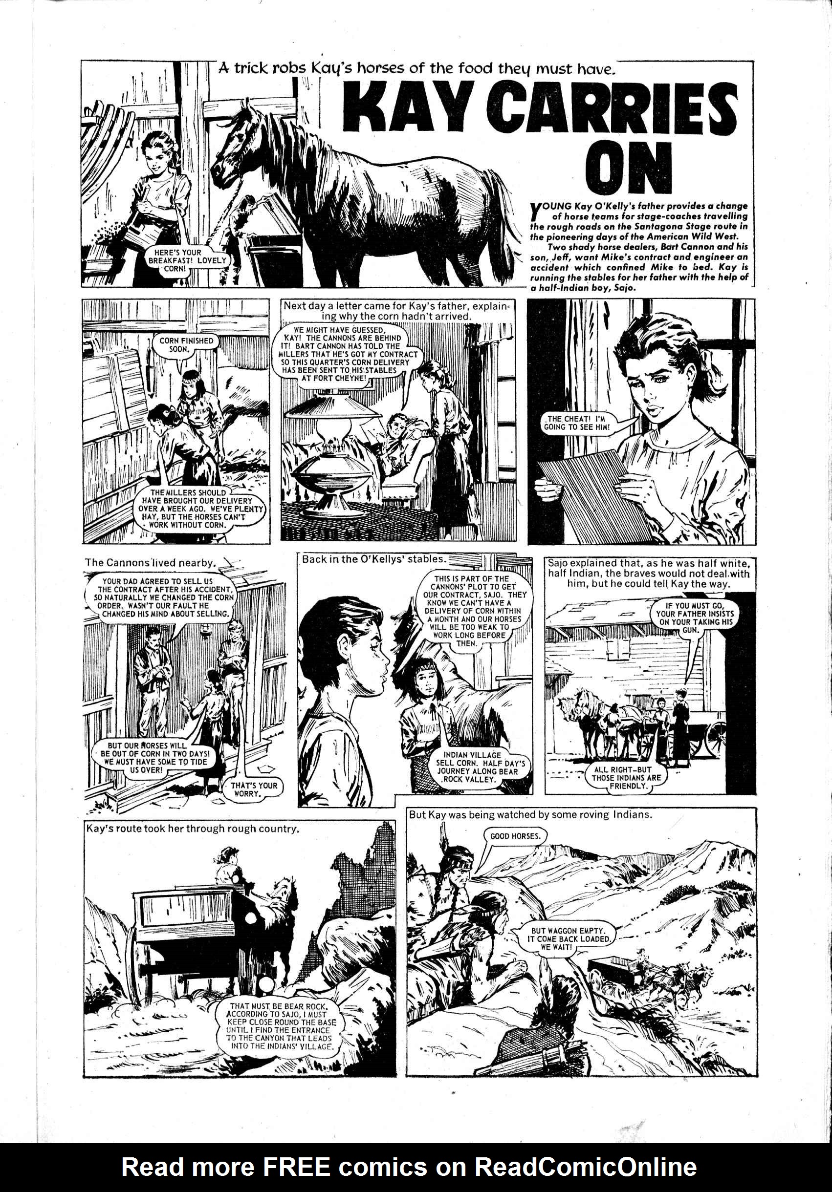 Read online Judy comic -  Issue #365 - 21