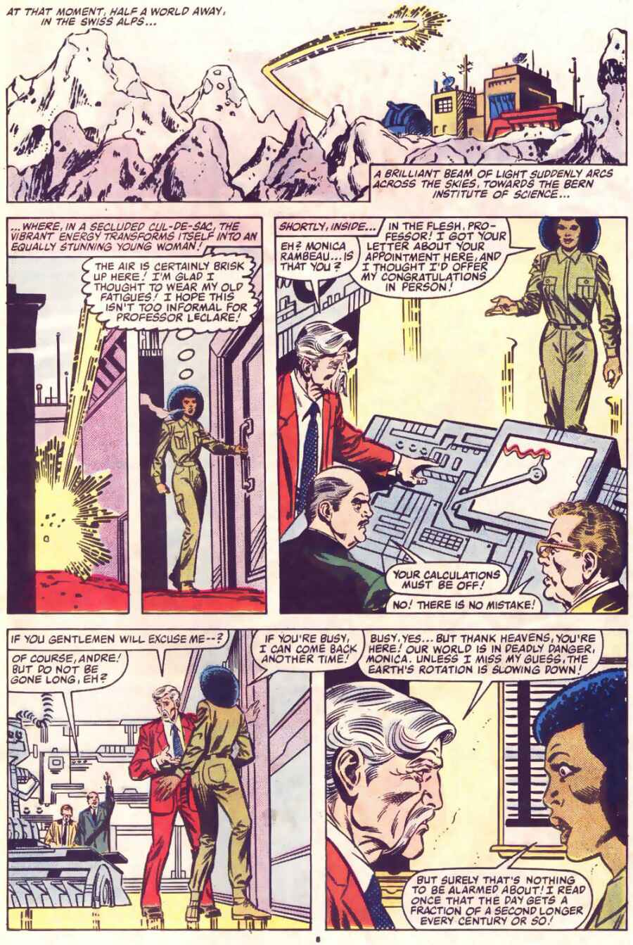The Avengers (1963) 250 Page 8