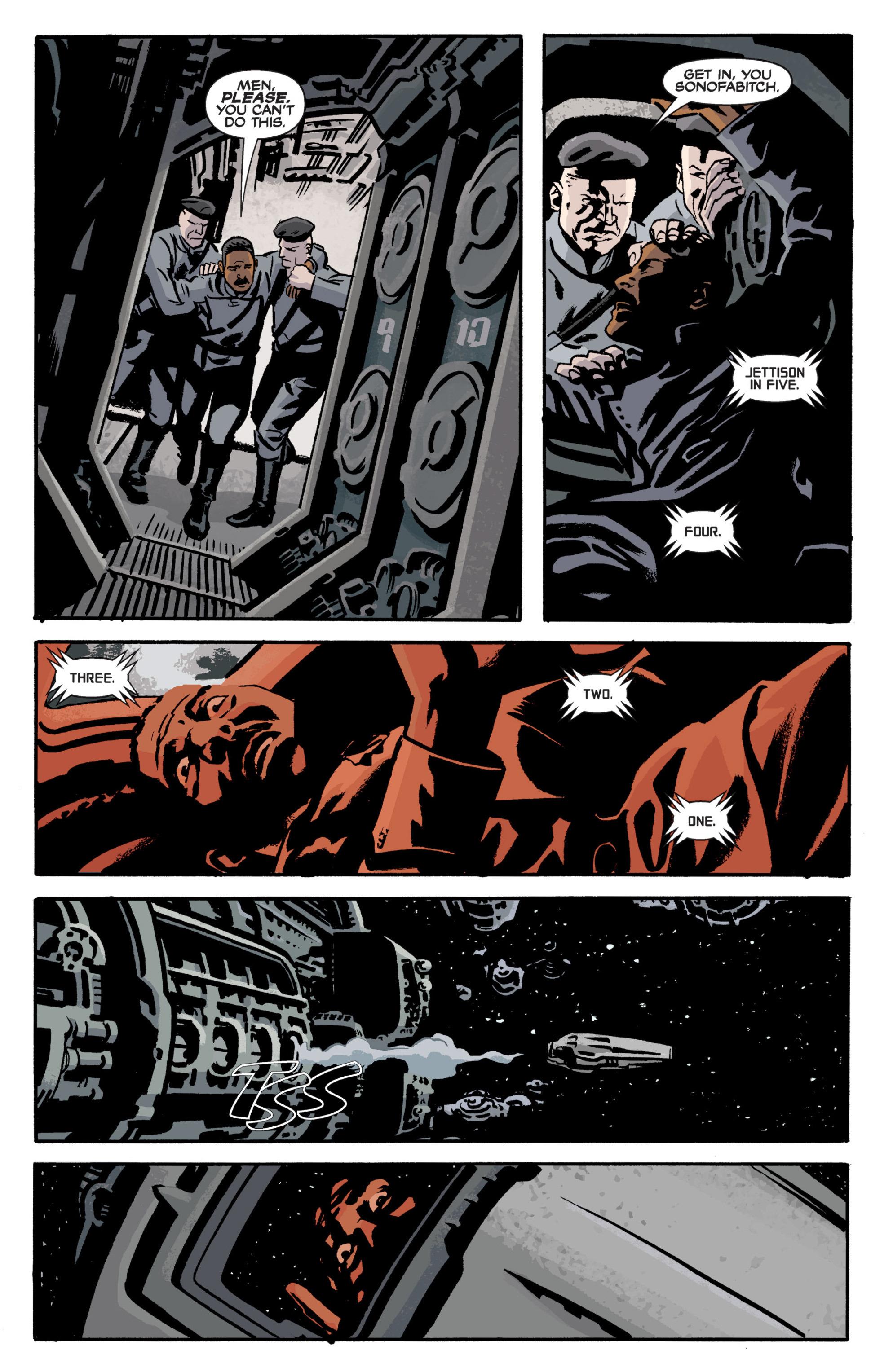 Read online Serenity Volume Three: The Shepherd's Tale comic -  Issue # TPB - 32