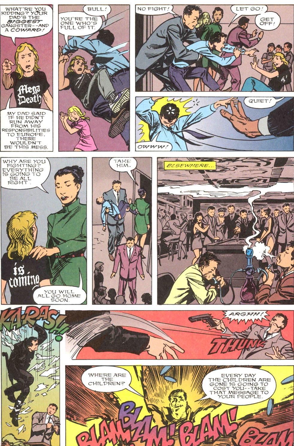 The Punisher Movie Special issue Full - Page 41