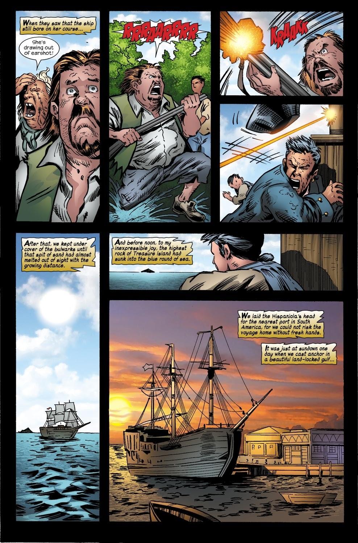 Read online Treasure Island comic -  Issue #6 - 20