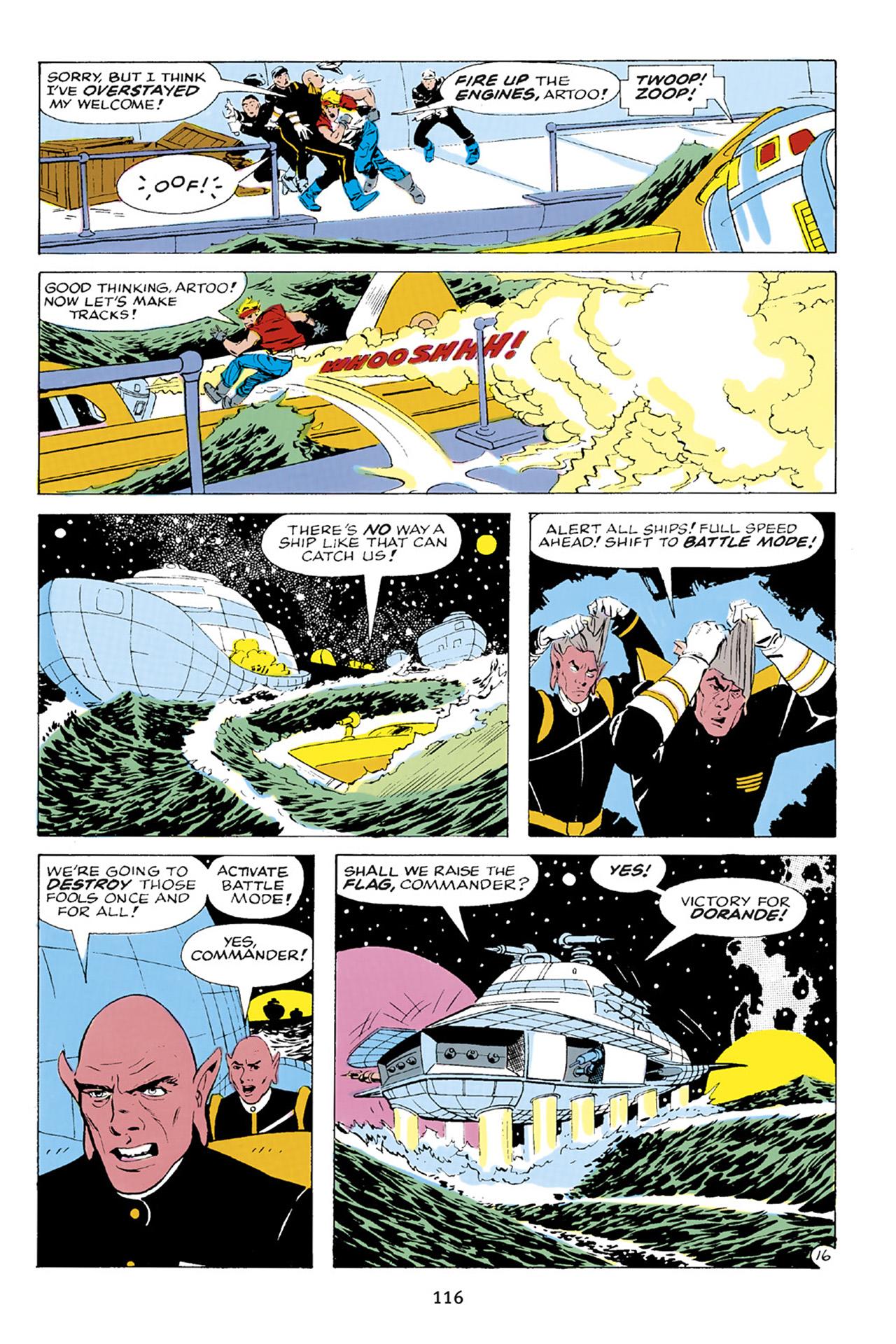 Read online Star Wars Omnibus comic -  Issue # Vol. 23 - 115