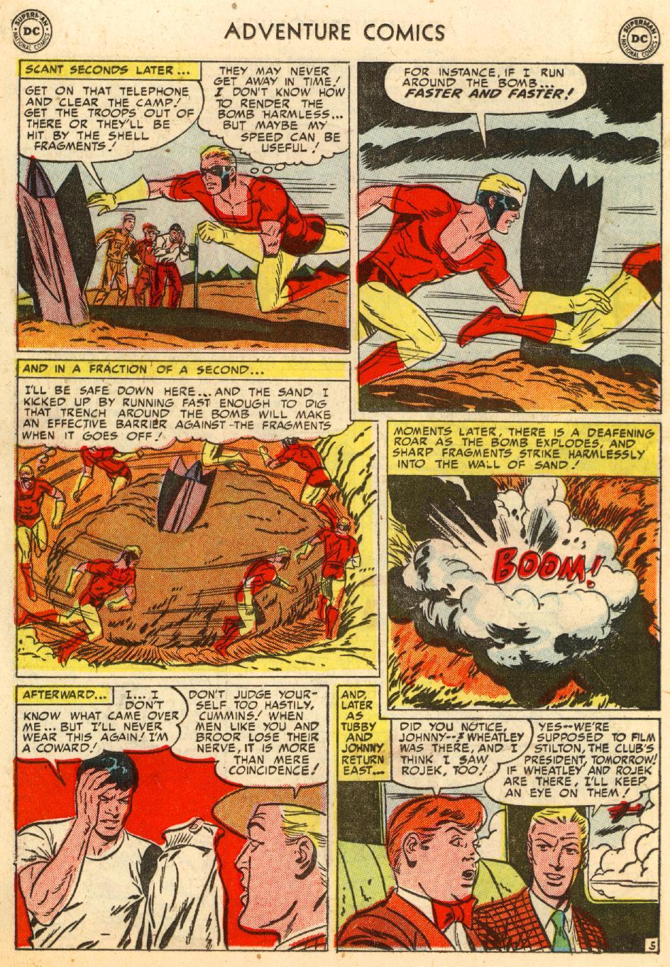 Read online Adventure Comics (1938) comic -  Issue #170 - 28