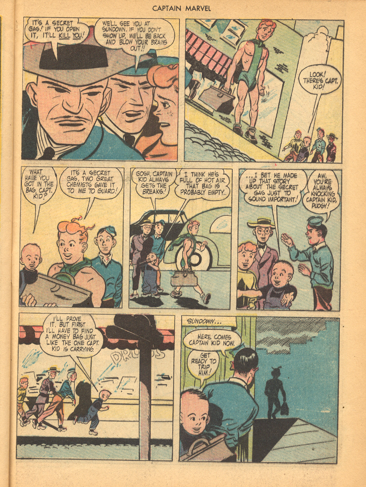 Captain Marvel Adventures issue 62 - Page 37
