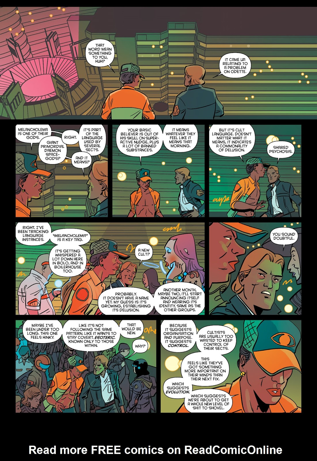 Read online Brink comic -  Issue # TPB 1 - 26