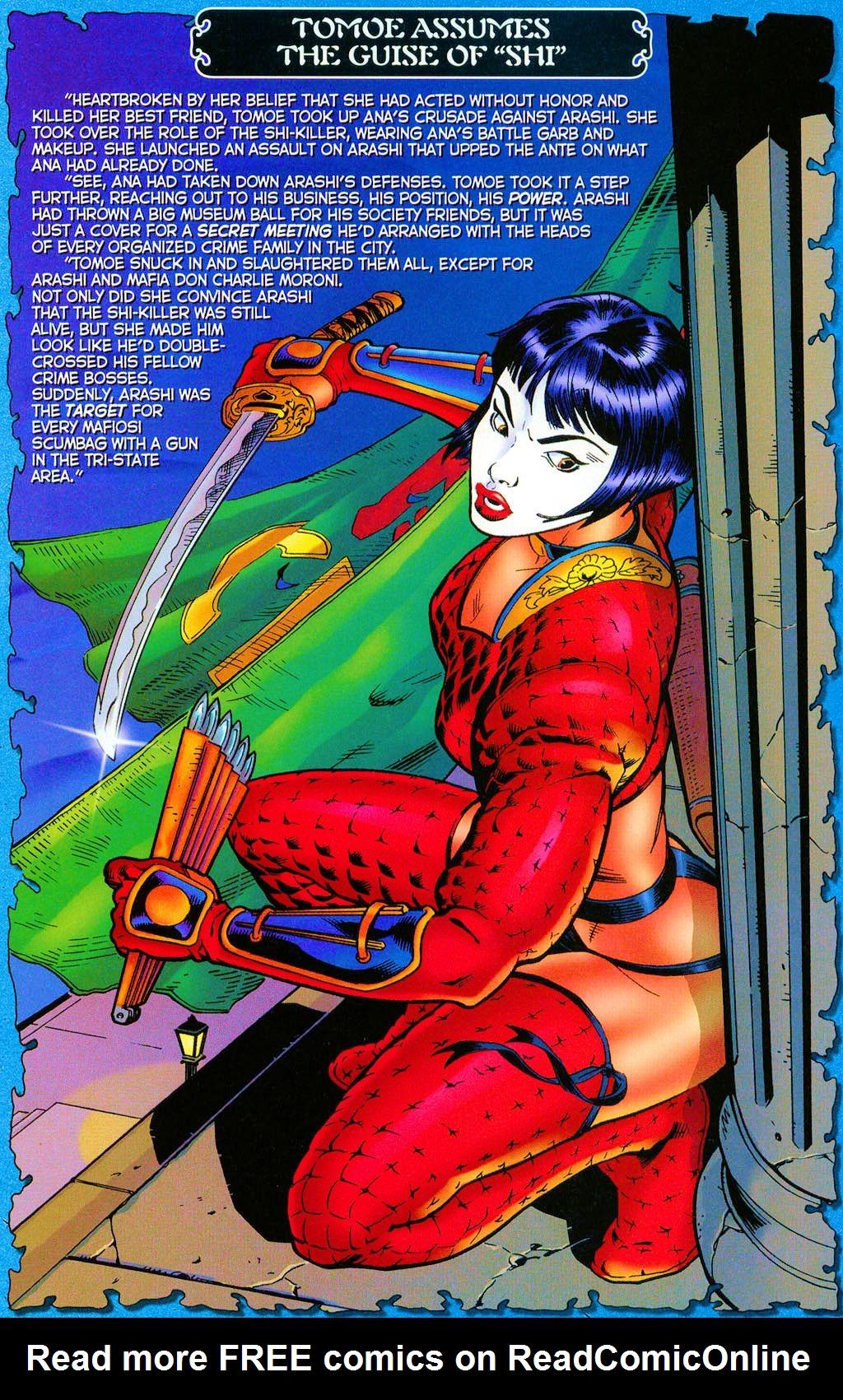 Read online Shi: Rekishi comic -  Issue #2 - 11