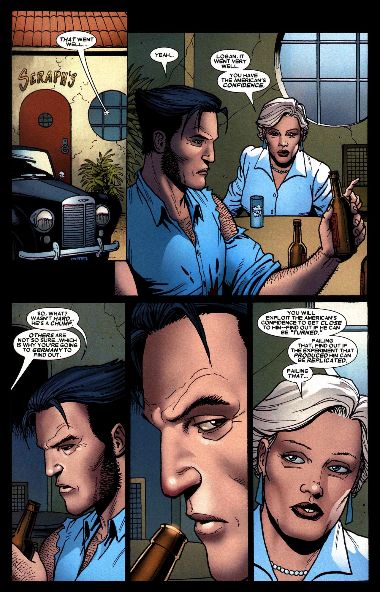 Read online Wolverine: Origins comic -  Issue #16 - 24