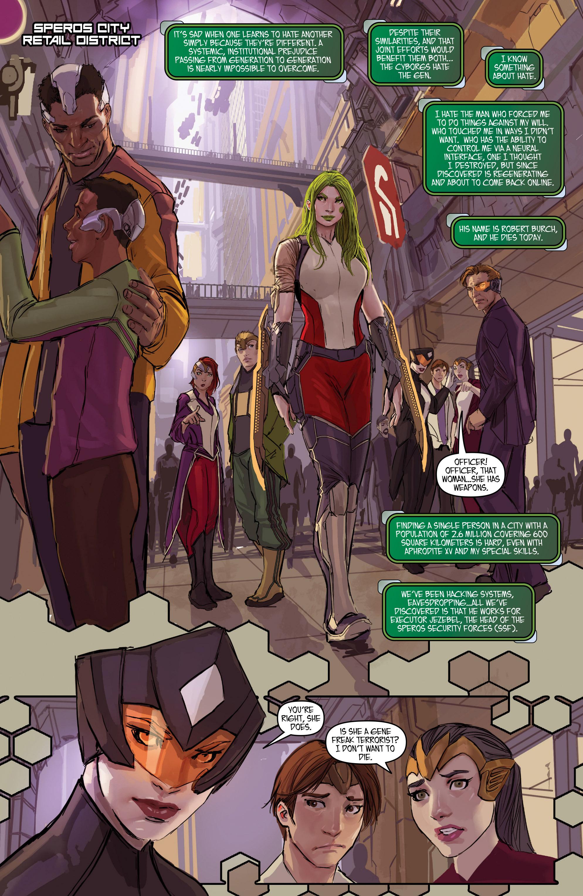 Read online Aphrodite IX (2013) comic -  Issue #Aphrodite IX (2013) _TPB 2 - 43