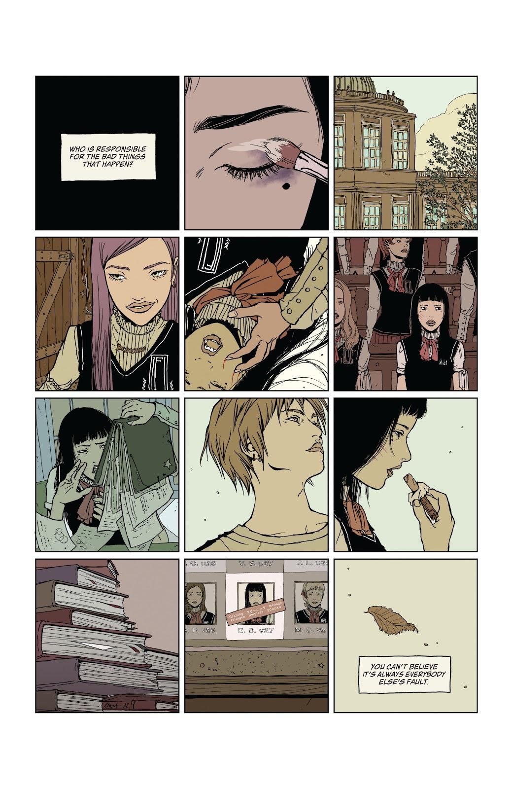 Read online Heartbeat comic -  Issue #1 - 22