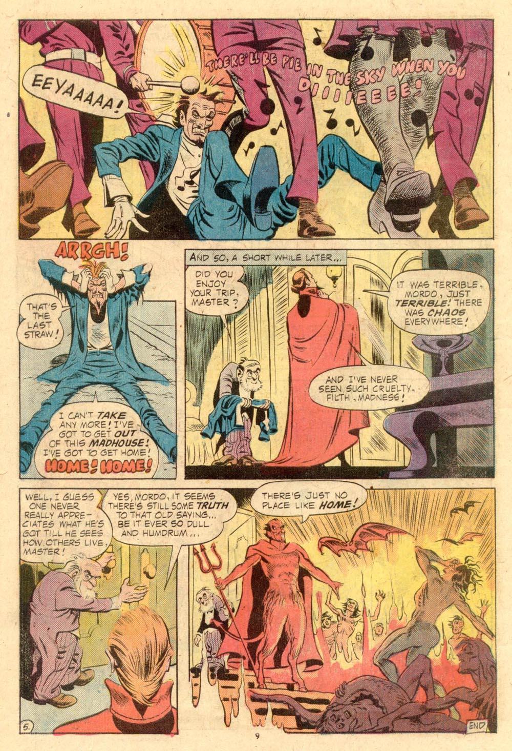 Read online Plop! comic -  Issue #8 - 10