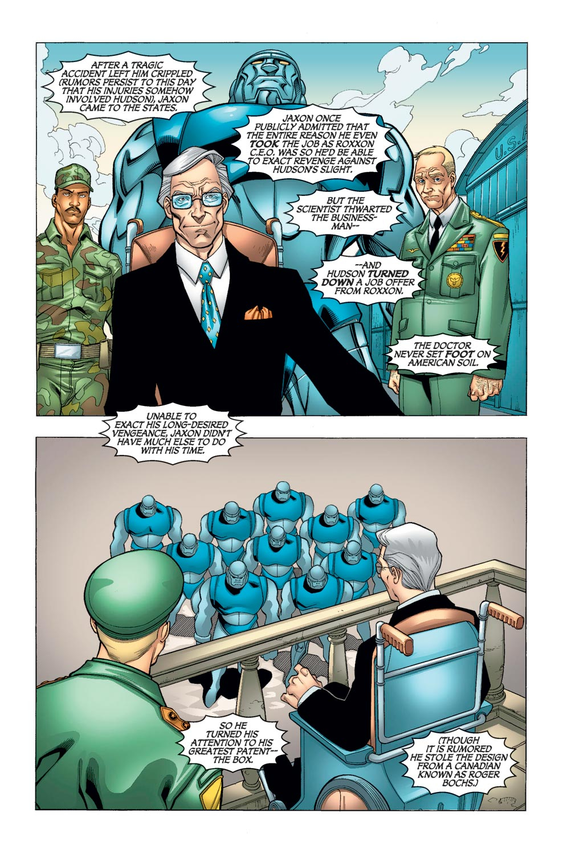Read online Alpha Flight (2004) comic -  Issue #10 - 7