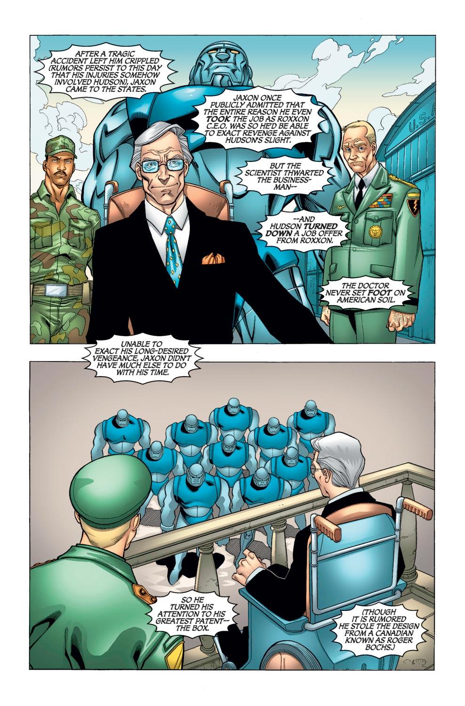 Alpha Flight (2004) issue 10 - Page 7
