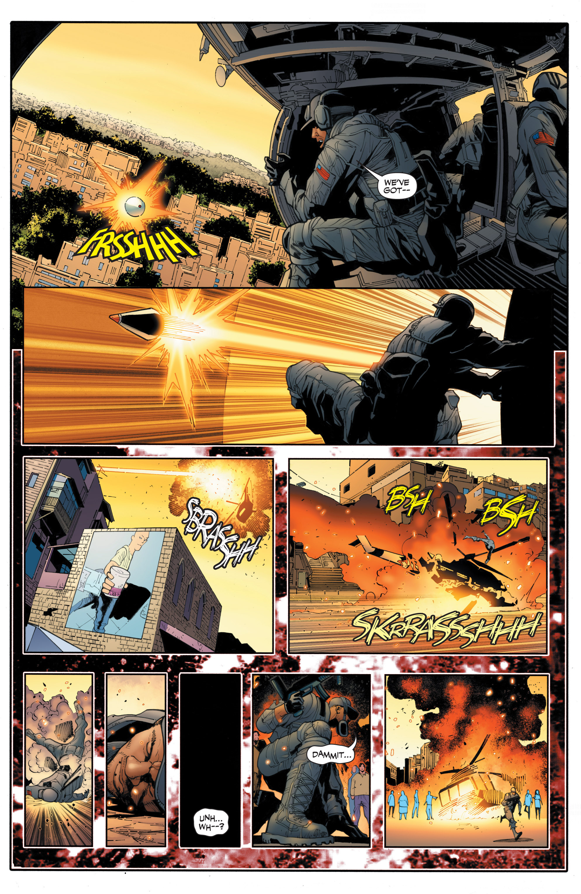 Read online Bloodshot and H.A.R.D.Corps comic -  Issue # TPB 4 - 111