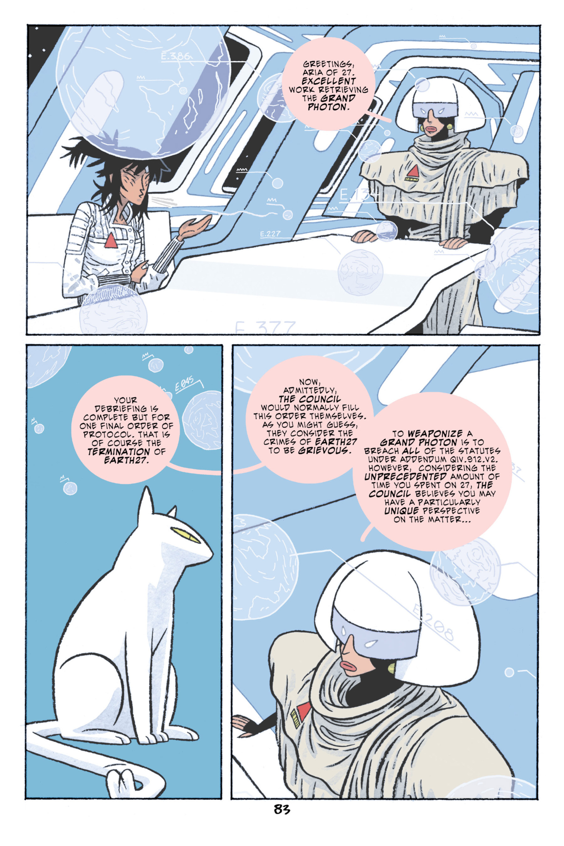 Read online ApocalyptiGirl: An Aria for the End Times comic -  Issue #ApocalyptiGirl: An Aria for the End Times Full - 90