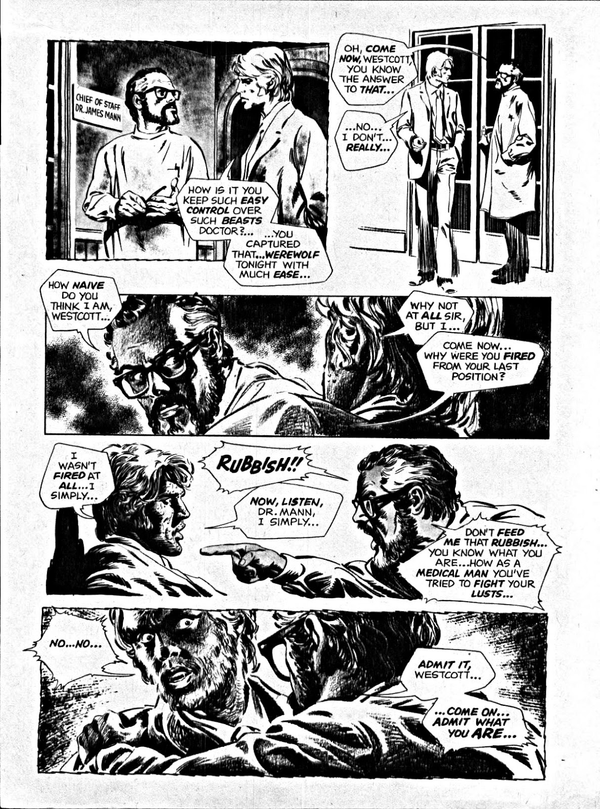 Nightmare (1970) issue 18 - Page 19
