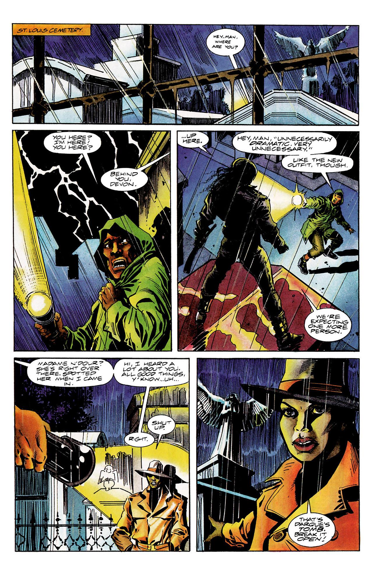 Read online Shadowman (1992) comic -  Issue #11 - 14