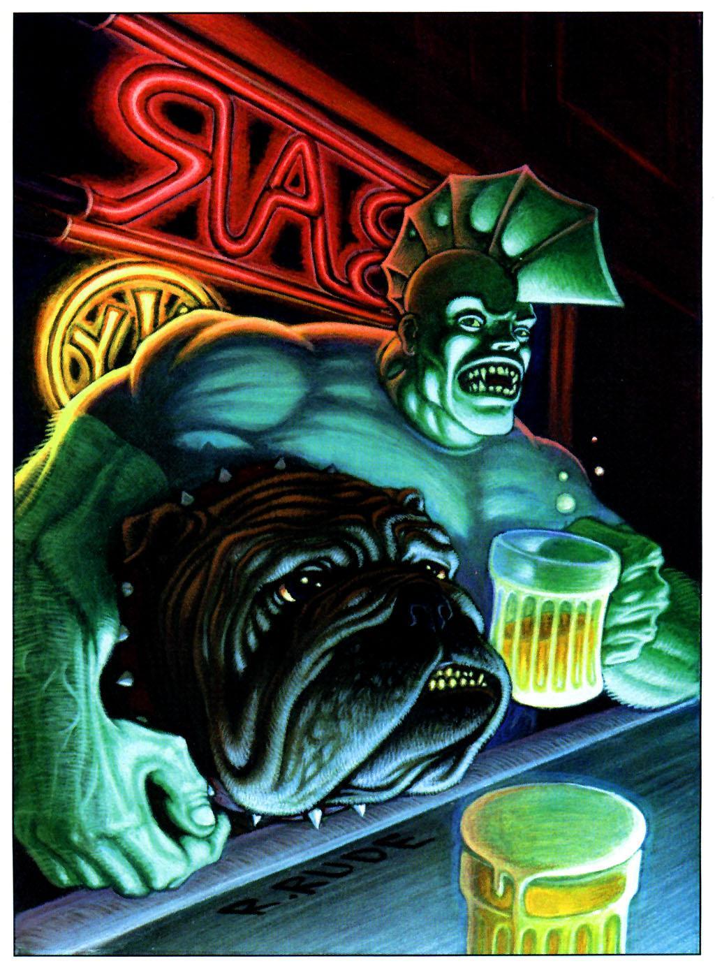 The Savage Dragon (1993) Issue #59 #62 - English 31