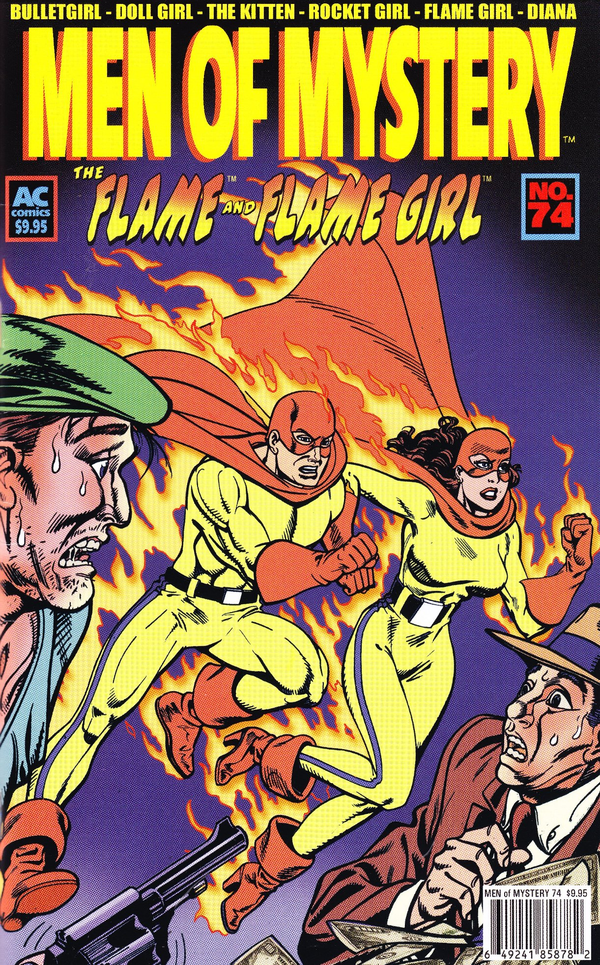 Read online Men of Mystery Comics comic -  Issue #74 - 1