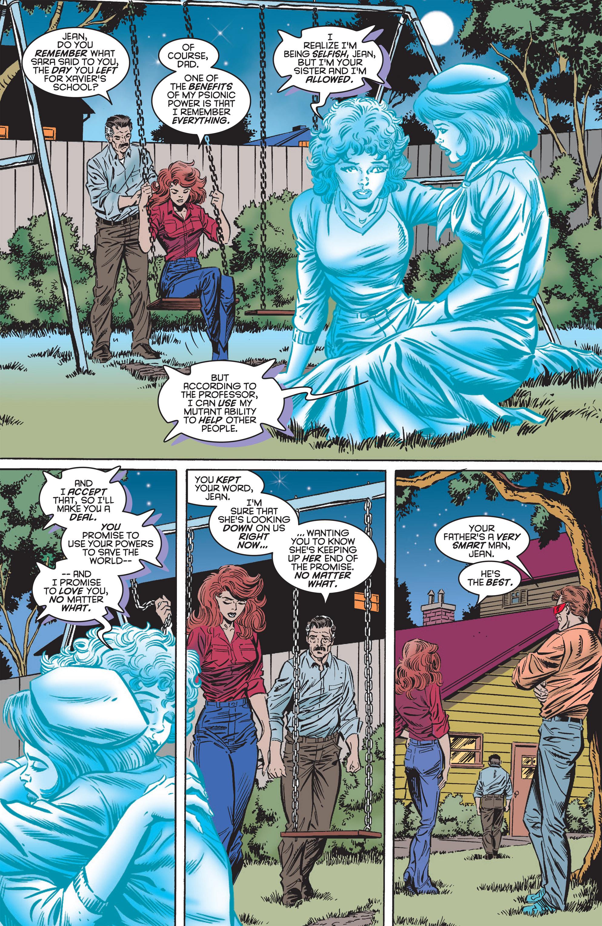 Read online Uncanny X-Men (1963) comic -  Issue #322 - 12