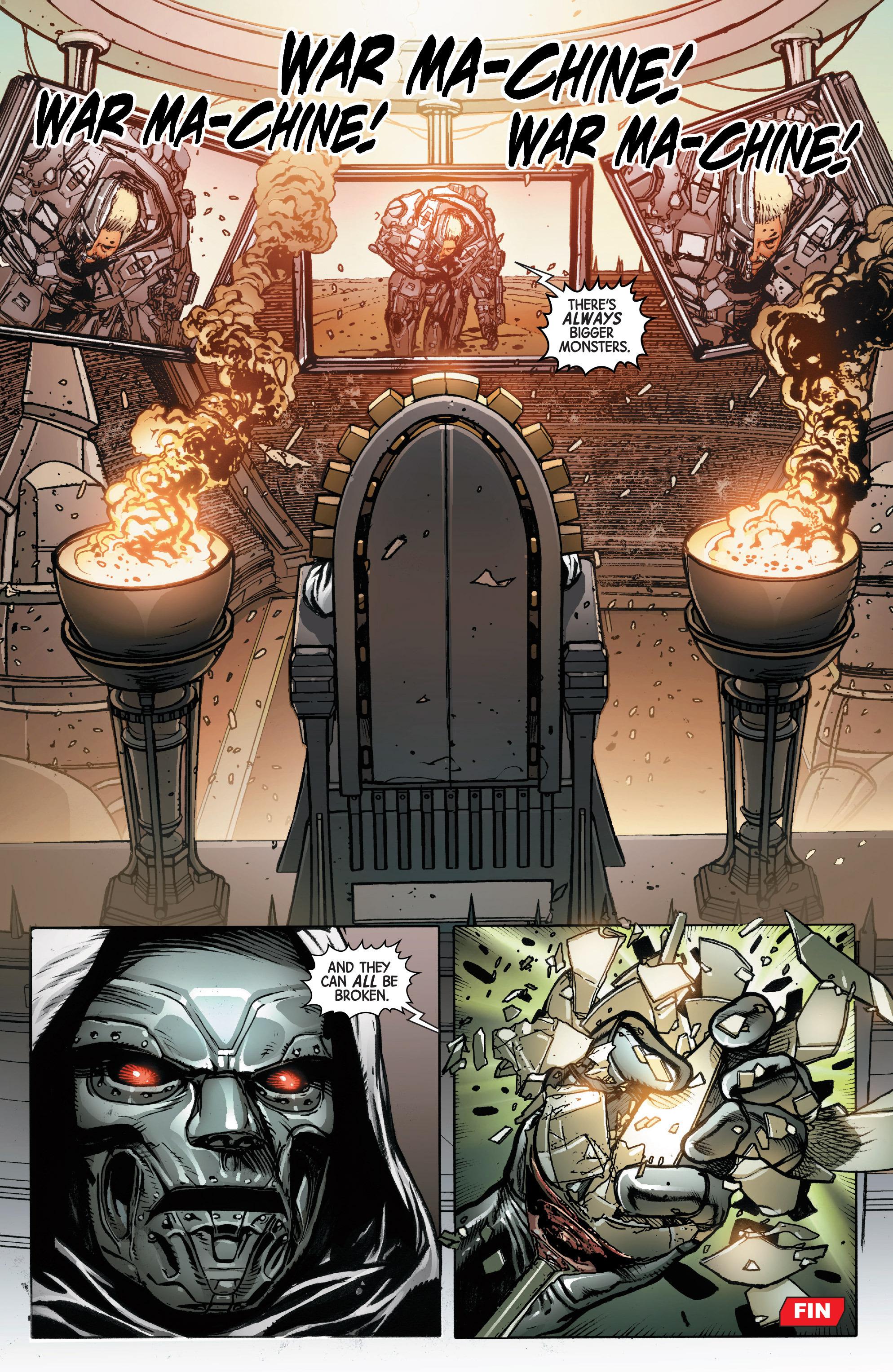 Read online Secret Wars Journal/Battleworld comic -  Issue # TPB - 164