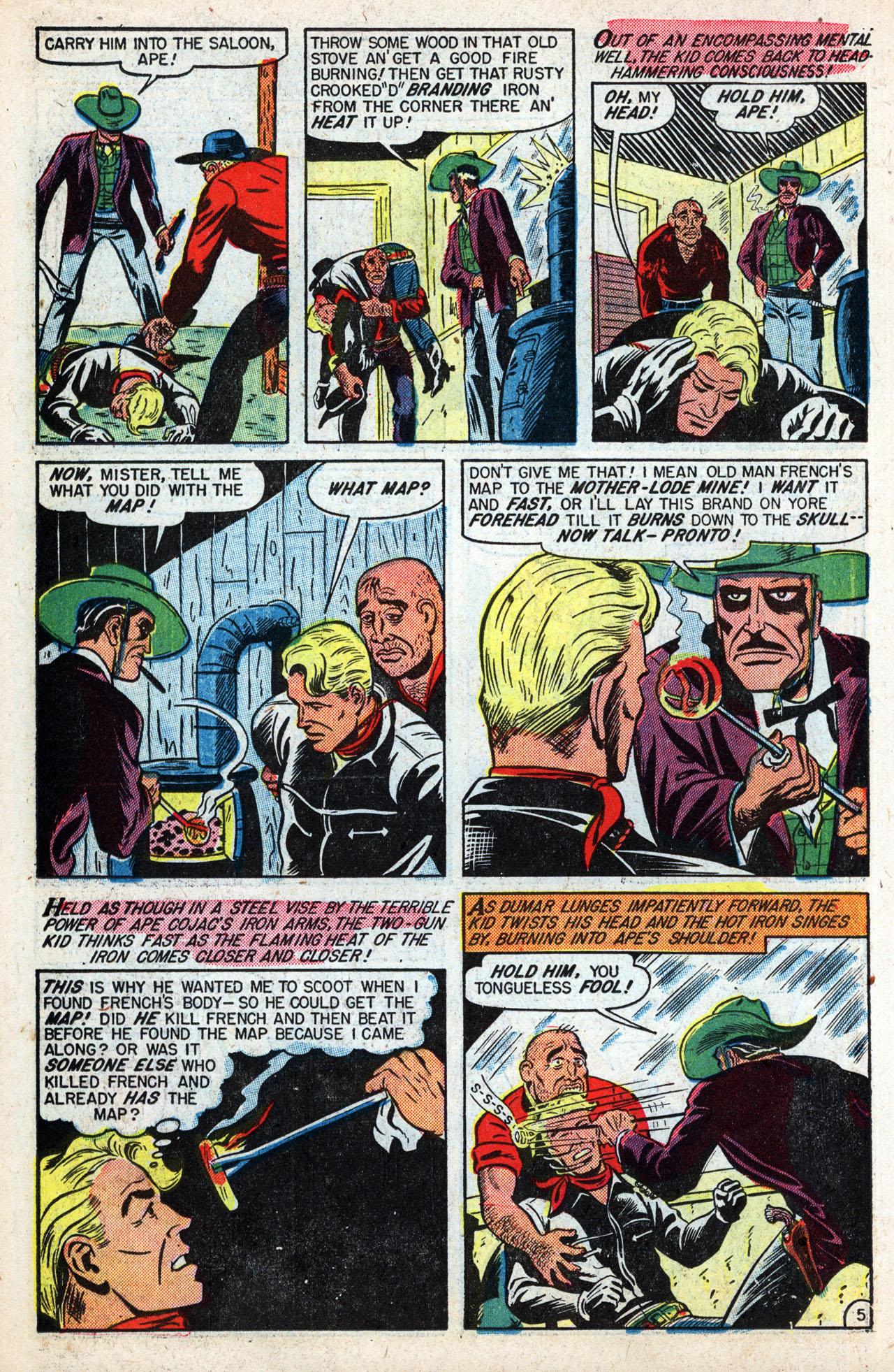 Read online Two-Gun Kid comic -  Issue #4 - 18