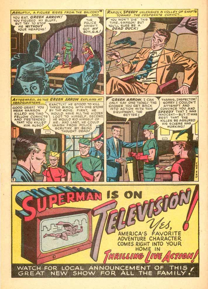 Read online Adventure Comics (1938) comic -  Issue #187 - 42