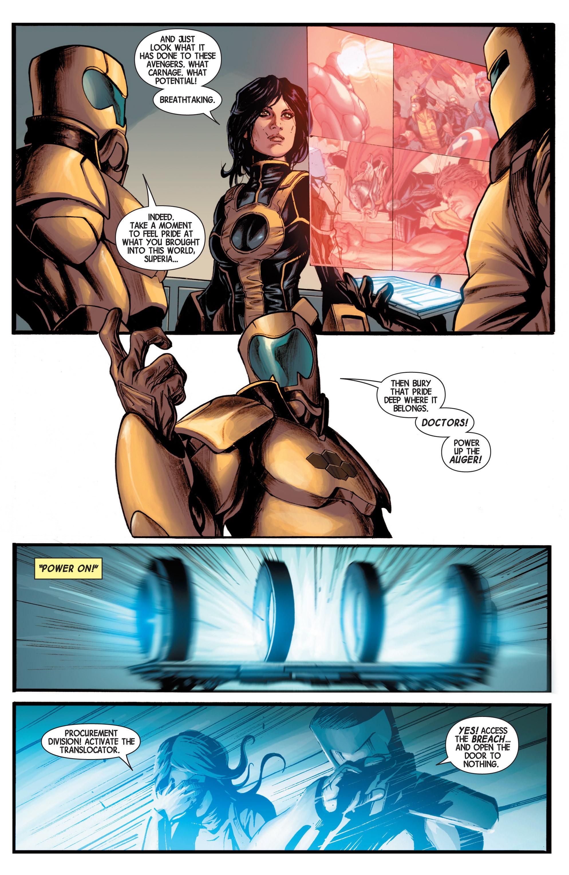 Read online Avengers (2013) comic -  Issue #Avengers (2013) _TPB 3 - 123