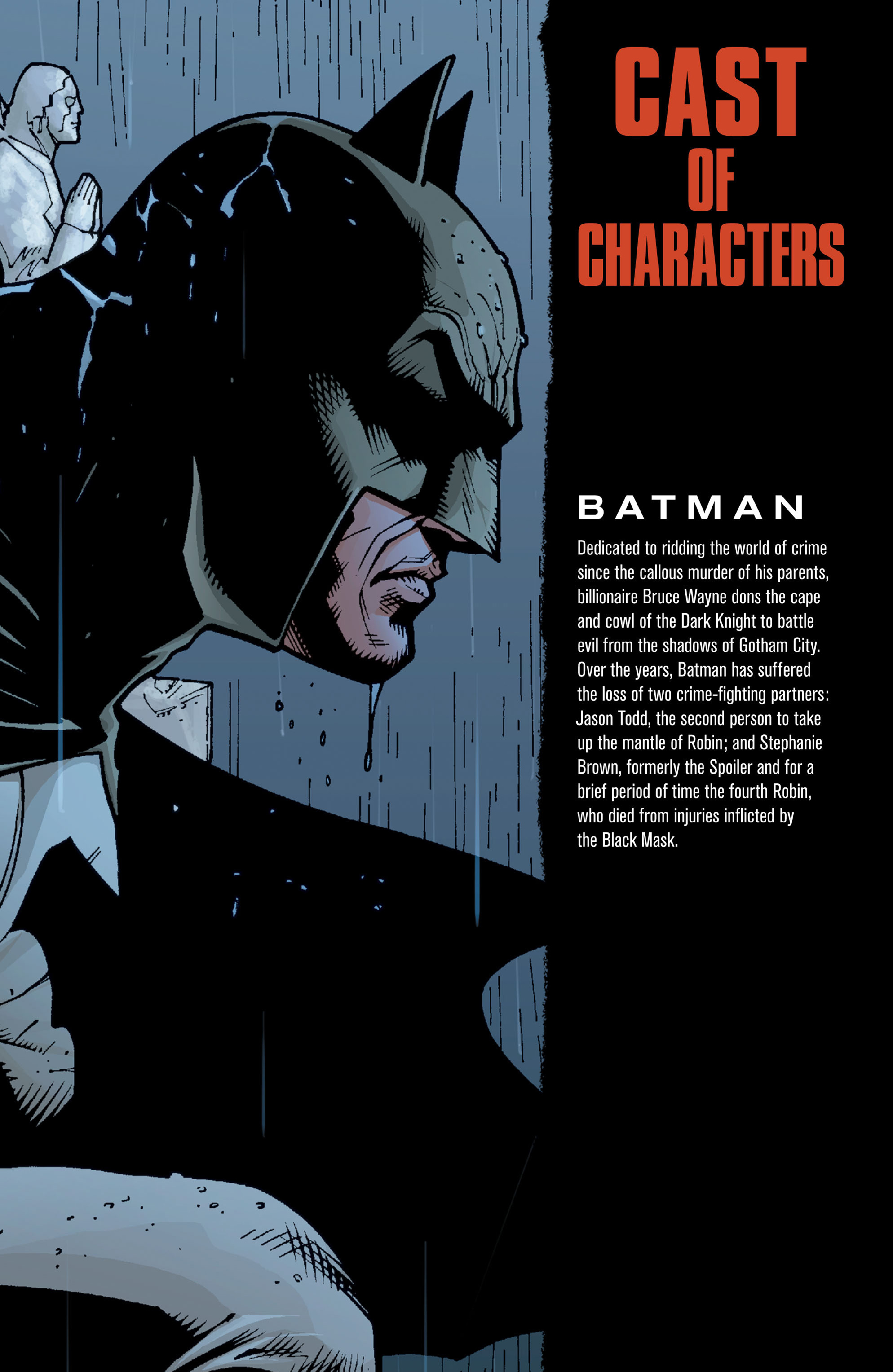 Read online Batman: Under The Red Hood comic -  Issue # Full - 5